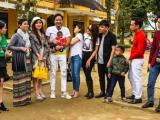 Nghệ sĩ Việt làm ấm lòng học sinh nghèo huyện Sơn Hà trong ngày tết với áo mới mùa xuân