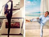 Bắt chước vợ tập yoga và tự nhận 'gần giống', Quyền Linh nhận cái kết đắng