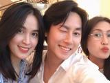 Được Tú Vi tag ảnh, ai cũng ngỡ ngàng trước màn tái xuất 'đỉnh cao nhan sắc' của Rocker Nguyễn