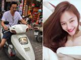 Sao Việt 19/4/2019: 'Lương Bổng' Trung Anh khiến fan thắc mắc khi lái xe máy mà không đội mũ bảo hiểm; Linh Chi bị 'soi' gương mặt dài ngoằng