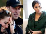 Một ngày mà 2 Công nương Anh đều lên sóng: Kate đối đáp sâu cay khi bị hỏi về chuyện tình cảm, tiết lộ danh tính người 'đuổi' Meghan đi châu Phi