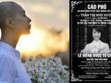 Thông tin về lễ tang người mẫu Như Hương qua đời vì ung thư