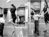 Đầy cảm xúc với loạt khoảnh khắc KuBi lần đầu nhảy cùng mẹ Khánh Thi