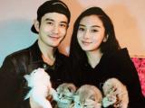 Huỳnh Hiểu Minh đã trở về là chàng trai hoàn hảo trong mắt các chị em khi 'khẳng định chủ quyền' dành cho Angelababy