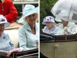 Mới ra oai với con dâu Kate, bà Camilla không ngờ lại gặp tình huống khó xử với Nữ hoàng