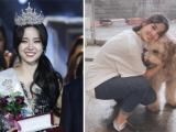 Nhan sắc đời thường đẹp không tì vết của Tân Hoa hậu Hàn Quốc 2019 đang bị chỉ trích dữ dội vì gia thế
