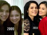 Tình chị em thân thiết hàng thập kỷ hiếm có của hai diễn viên Diệu Hương và Kiều Thanh