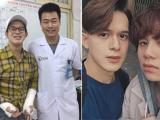 Người thân tiết lộ Quang Anh 'Về nhà đi con' bị ngã cầu thang, rạn xương phải bó bột
