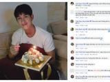 Đăng ảnh mừng sinh nhật một mình, Song Luân được sao Việt đua nhau gửi lời chúc