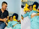 Diễn viên Nhật Cường vào thăm và tiết lộ sức khỏe của NS Mai Trần sau ca mổ