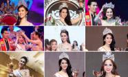 Một năm có 12 tháng, đầu tháng 12 Việt Nam đã có 11 Hoa hậu, Á hậu