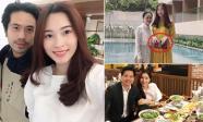 Có hành động 'đáng ngờ', Hoa hậu Đặng Thu Thảo dính nghi án mang bầu
