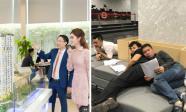 Tin sao Việt ngày 20/1/2018: Huyền My tậu nhà mới đón Tết, muôn kiểu nằm đọc kịch bản Táo Quân của các nghệ sĩ hài