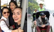 Tin sao Việt ngày 23/1/2018: Tăng Thanh Hà đi du lịch với bạn thân, đạo diễn phim King Kong quay lại Việt Nam cùng gia đình