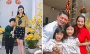 Tin sao Việt 18/2/2018: Mẹ con Trương Quỳnh Anh đón Tết vắng Tim, vợ chồng Bình Minh hạnh phúc đưa con đi chơi