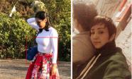 Tin sao Việt 23/2/2018: Việt Trinh 'mất' vòng eo con kiến sau Tết, Thúy Hiền wushu nhắn nhủ bạn trai 'Hãy vui lên để em vững bước'?