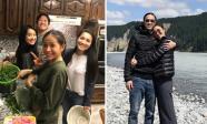 Tin sao Việt 23/2/2018: Trường Giang và Nhã Phương rạng rỡ thăm nhà Hồng Ngọc, Tăng Thanh Hà diện áo đôi đi du lịch cùng chồng