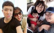 Tin sao Việt 25/2/2018: Trấn Thành đáp trả khi bị nhầm là Tiến Đạt, vợ chồng diễn viên Hoàng Anh kỉ niệm 1 năm cưới nhau