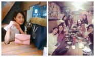 Từ Cannes trở về, Nhã Phương rạng rỡ mừng sinh nhật với hội bạn thân, Trường Giang ở đâu?