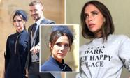 Bị chê mặt 'sầu khổ' tại đám cưới của Hoàng tử Harry, Victoria Beckham đáp trả