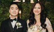Tiệc cưới lãng mạn của đám cưới Á quân 'Next Top Model 2010' Tuyết Lan và chú rể Việt kiều