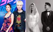 Tin sao Việt 18/8/2018: Hoàng Thùy Linh bị chỉ trích vì coi thường Đức Phúc, Tuyết Lan khoe ảnh cưới bên ông xã điển trai