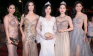 Dàn Hoa hậu, Á hậu Việt hội ngộ khoe nhan sắc rực rỡ trong đêm Gala kỷ niệm 30 năm Hoa hậu Việt Nam