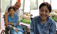 Loạt hình ảnh mới nhất của diễn viên Mai Phương khi điều trị bệnh ung thư
