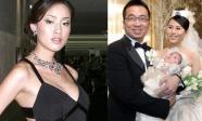 Hôn nhân 'địa ngục' của siêu mẫu Đài Loan: Chồng vũ phu lại lăng nhăng, có con riêng với 'em gái kết nghĩa'