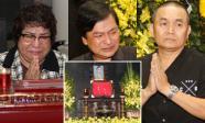 Đám tang đạo diễn Phạm Đông Hồng: Minh Vượng cùng các nghệ sĩ đến tiễn đưa 'trùm hài Tết đất Bắc' về nơi an nghỉ cuối cùng