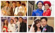 Bi hài chuyện hi hữu chỉ có trong đám cưới của sao Việt, đúng câu 'đời là sân khấu'