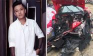 Tuấn Hưng lên tiếng về việc siêu xe 16 tỉ gặp tai nạn: 'Khỏe mạnh rồi sẽ làm lại được hết'