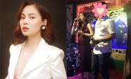 Giang Hồng Ngọc chính thức lên tiếng về chuyện mang thai với bạn trai doanh nhân