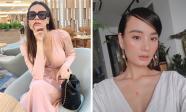 Tin sao Việt 14/11/2018: Hà Hồ khoe vòng một căng đầy, Lê Thúy tự nhận mình giống người chuyển giới