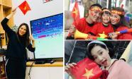 Sao Việt vỡ òa sung sướng khi tuyển Việt Nam vô địch AFF Cup 2018 sau 10 năm