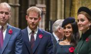 Để giữ thể diện cho Hoàng gia Anh, Công nương Kate và Công nương Meghan bị ép làm điều này