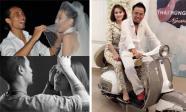 Sao Việt 17/1/2019: Phạm Anh Khoa và vợ sau 10 năm vẫn 'mãi mãi 1 tình yêu', nghệ sĩ Hồng Tơ cùng bà xã trốn con đi hâm nóng tình cảm