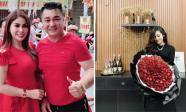 Sao Việt 15/2/2019: Lý Hương tiết lộ về tình đầu khó phai của anh trai Lý Hùng, Á hậu Tú Anh được chồng tặng bó hoa khủng