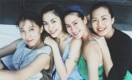 Đẹp chẳng kém gì Tăng Thanh Hà nhưng cuộc đời của ba thành viên trong hội chị em này lại đầy tréo ngoe