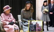 Lần đầu tiên có chuyến đi solo với Nữ hoàng, Công nương Kate vẫn để lộ dấu hiệu bất thường khiến nhiều người bị sốc