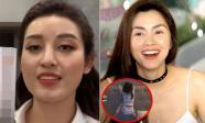 Sao Việt 22/3/2019: Á hậu Huyền My bị soi phần sống mũi khác lạ; Hà Tăng công khai 'kể tội' con gái