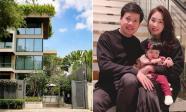 Hé lộ không gian sống của Hoa hậu Đặng Thu Thảo và chồng doanh nhân
