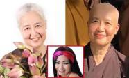 Phương Thanh xúc động tiết lộ hình ảnh chuyên gia ẩm thực nổi tiếng Cẩm Vân sau khi xuống tóc
