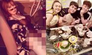 Sao Việt 24/6/2019: Elly Trần bị chỉ trích vì tạo dáng phản cảm; Dân mạng thắc mắc Trấn Thành xuất hiện ở đâu trong bức ảnh của các thành viên 'Chạy đi chờ chi'