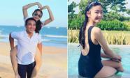 Con gái lớn nhà MC Quyền Linh chiếm trọn spotlight khi đi du lịch cùng gia đình vì quá xinh