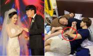 Sao Việt 24/7/2019: Quỳnh Nga 'Về nhà đi con' buồn vì bị khán giả dùng ảnh cưới chế giễu, Ngủ cùng vợ nhưng Tiến Luật lại khoác tay Anh Tú