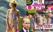 Số nhọ như Hoàng tử William: Bị bạn bè bắt nạt vì kích thước vòng một của mẹ, đến ảnh nude của vợ lại phản ứng bất ngờ