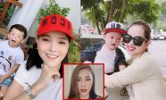 Quế Vân mắng anti-fan khi so sánh con Kỳ Hân với con Ly Kute: 'lũ súc sinh bị mất não cứ lôi trẻ con ra để phán xét'