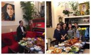 Bố và em gái Minh Thuận về Việt Nam làm giỗ cho anh sau 3 năm ngày mất