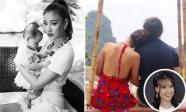 Sao Việt 24/9/2019: Maya tiết lộ cuộc sống bên Mỹ: 'Không ít lần cả 2 mẹ con dắt díu nhau vào toilet rồi đi ra ngủ tiếp'; Hoàng Oanh nói về ước muốn với bạn trai giấu mặt